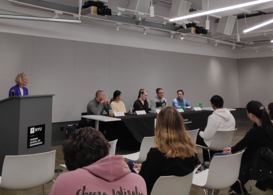 Software Engineering Career Panel